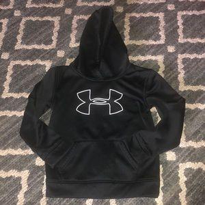 Under Armor Boys Hoodie Sweatshirt